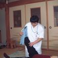 変形性膝関節症の関節可動域訓練